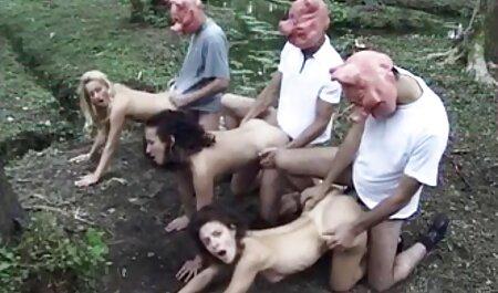 Se sumerge directamente en videos pornos de maduras reales un grupo de Ébano groupsex, ca :)